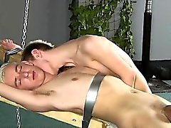 Blond 6 pack hunks gay porn Dean gets tickled, super hot wax