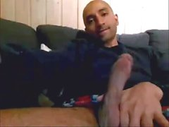 Hot Str8 Guy with Yummy Horse Dick Busts a Nut #104