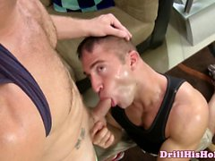 Landon Conrad sucking Jr Bronson