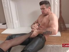 Leather and Lace starring Trenton Ducati with Tyler Rush