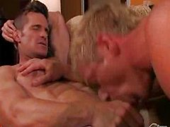 Christopher Daniels/Landon Conrad