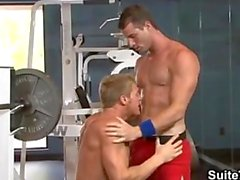 Suite703 - Hot Jocks Nice Cocks - Gavin Waters & Rusty Stevens
