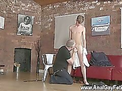 Twink movie Spanking The Schoolboy Jacob