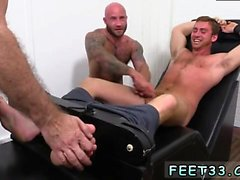 All navy gay sex xxx moves Connor Maguire Jerked & Tickle d