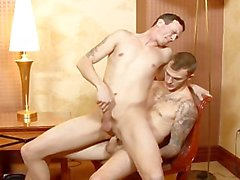 Christian Wilde and Derrick Paul get WILD