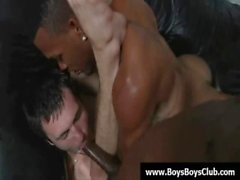 Big muscled black gay boys humiliate white twinks hardcore 11
