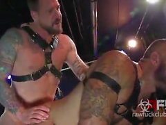 Rocco Steele and Alessio Romero