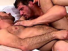 Hunk ass slamming bearded mature