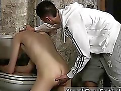 Gay sex hairy men fuck small boys movietures He's well-prepp