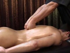 Zane Reynolds Massaged