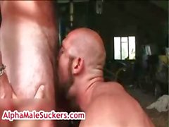Butch grand and aitor crash in steamy part1
