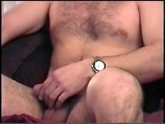 STR8 Gino Rubs One Out-First Time