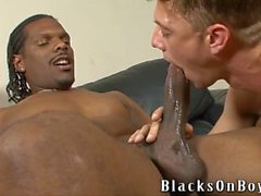 Kody Rean Gets His Ass Pummeled By A Black Guy