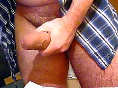 Big uncut German cock