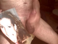 Tribute for Elianaslut - facial on a hot tongue