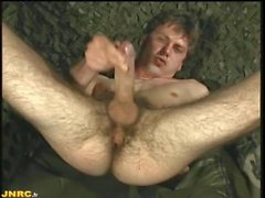 Boys With Bush: Cum Fountains Pt 1
